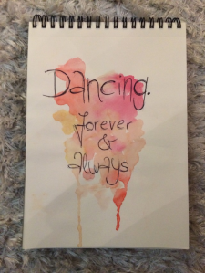 dancing forever and always 1 - 2